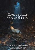 """Обложка книги """"Сокровища волшебника"""""""