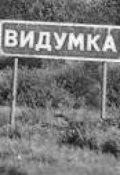 "Обкладинка книги ""Видумка"""