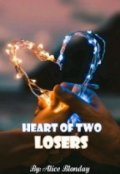 "Book cover ""Hearts of Two Losers"""