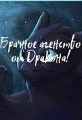 "Обложка книги ""Брачное агенство от Дракона"""