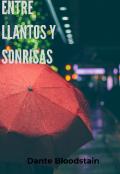 """Cubierta del libro """"Entre llantos y sonrisas"""""""