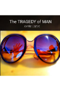 """Book cover """"The Tragedy of Man"""""""