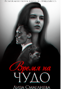 """Обложка книги """"Время на чудо"""""""