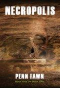 """Book cover """"Necropolis"""""""