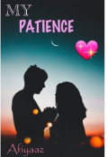 "Book cover ""My Patience """