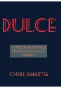 """Cubierta del libro """"Dulce"""""""