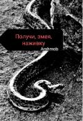 """Обложка книги """"Получи, змея, наживку"""""""