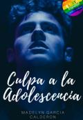 """Cubierta del libro """"Culpa a la adolescencia [#lgbt]"""""""