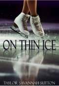 """Book cover """"On Thin Ice"""""""