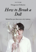 "Cubierta del libro ""How to break a Doll [kookv] """