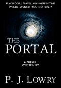 """Book cover """"The Portal """""""