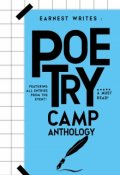 """Book cover """"October Poetry Camp Anthology """""""