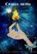 """Обложка книги """"Сжигая звезды"""""""