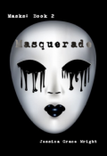 "Book cover ""Masquerade"""