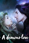 "Book cover ""A demon's love """