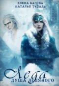 """Обложка книги """"Леда. Душа Ледяного"""""""