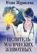 """Обложка книги """"Целитель магических животных"""""""