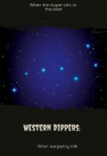 "Book cover ""Western Dippers """
