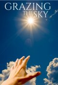 """Book cover """"Grazing the Sky"""""""