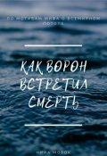 """Обложка книги """"Как Ворон встретил Смерть"""""""