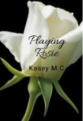 """Book cover """"Playing Rosie"""""""