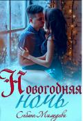 """Обложка книги """"Новогодняя ночь """""""