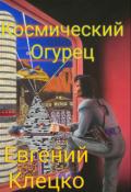 """Обложка книги """"Космический Огурец"""""""