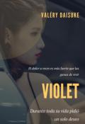 """Cubierta del libro """"Violet ©"""""""