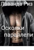 "Обложка книги ""Осколки параллели"""