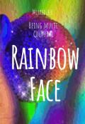 "Book cover ""Rainbow face """