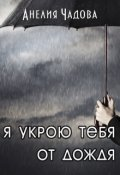 "Обложка книги ""Я укрою тебя от дождя"""