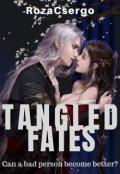 "Book cover ""Tangled Fates"""