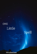 "Book cover ""One little spell"""
