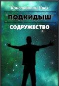 """Обложка книги """"""""Подкидыш-3"""""""""""