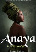"Book cover ""Anaya: A Dark Voyage """