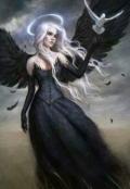 """Обложка книги """"Каменный ангел"""""""