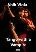 """Book cover """"Tango with a Vampire"""""""