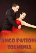 """Cubierta del libro """"Tango Pasional"""""""