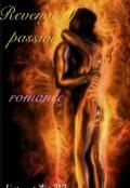 "Book cover ""Revenge of Passion """
