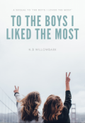 "Book cover ""To the boys, I liked the most"""