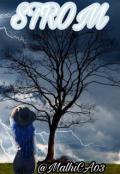 """Cubierta del libro """"Strom """""""