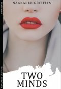 "Book cover ""Two Minds"""