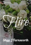"Book cover ""A Bride For Hire"""