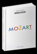 """Обложка книги """"Моцарт. the Mozart life"""""""