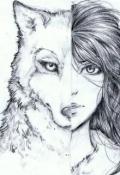 """Обложка книги """"Волчица-Новый мир,часть-1"""""""