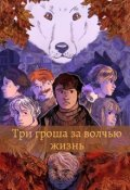 """Обложка книги """"Три гроша за волчью жизнь"""""""