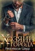 "Обложка книги ""Хозяин города"""