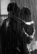 """Обложка книги """"Дождь нашей встречи"""""""