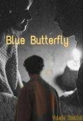 "Обложка книги ""Blue Butterfly"""