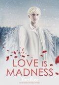 "Обложка книги ""Love Is Madness"""